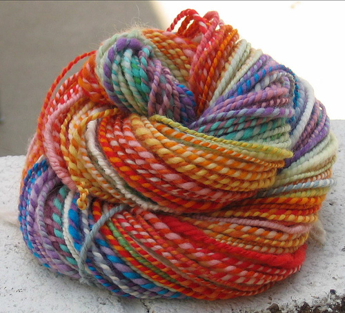 Homespun Yarn : homespun-yarn