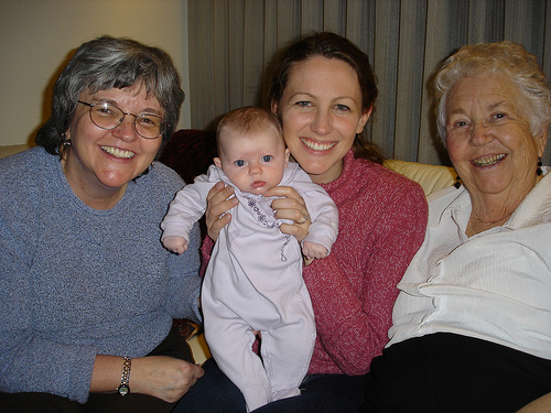 Four-Generations